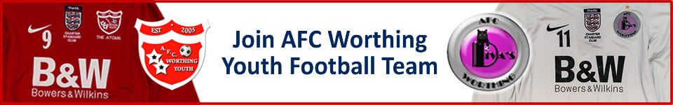 Join AFC Worthing Youth