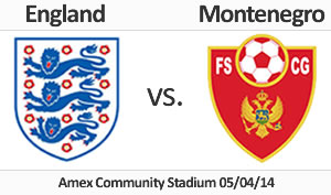 England vs. Montenegro Women's World Cup Qualifier