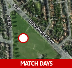 Worthing Football Club Under 9's Match Days