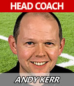 Andy Kerr: Head Coach