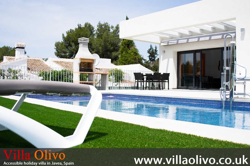 Villa Olivo, Javea, Spain