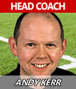 Andy Kerr - Under 10's Head Coach