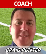 Craig Punter - Diva's Head Coach