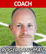 Roger Langmaid - Under 8's Head Coach
